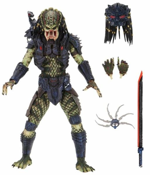 Predator 2 Ultimate Armored Lost Predator Action Figure