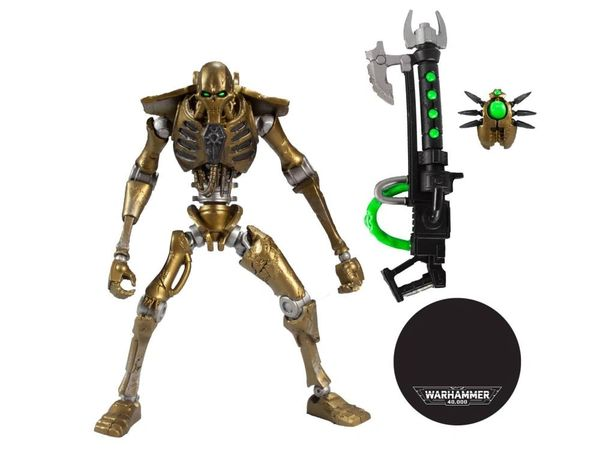 Warhammer 40,000 Necron Warrior Action Figure