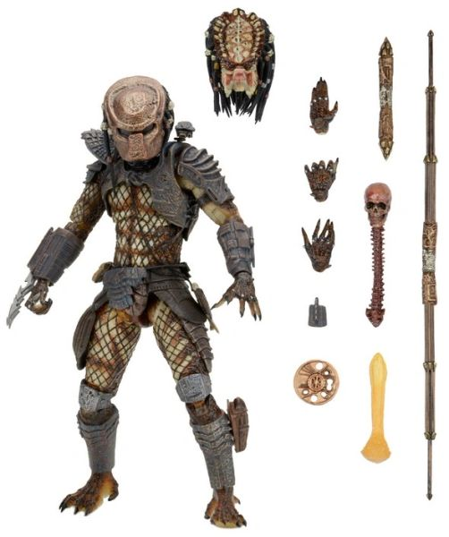 Predator Ultimate City Hunter Action Figure