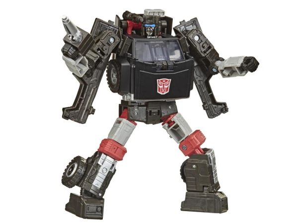 Transformers War for Cybertron: Earthrise Deluxe Trailbreaker Action Figure