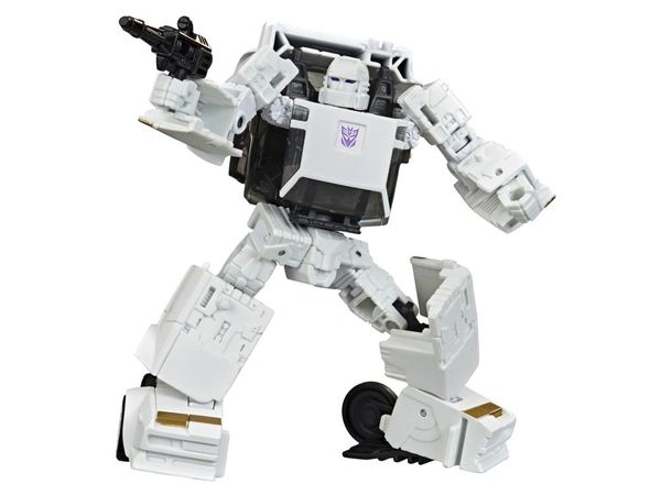 Transformers War for Cybertron: Earthrise Deluxe Runamuck Action Figure