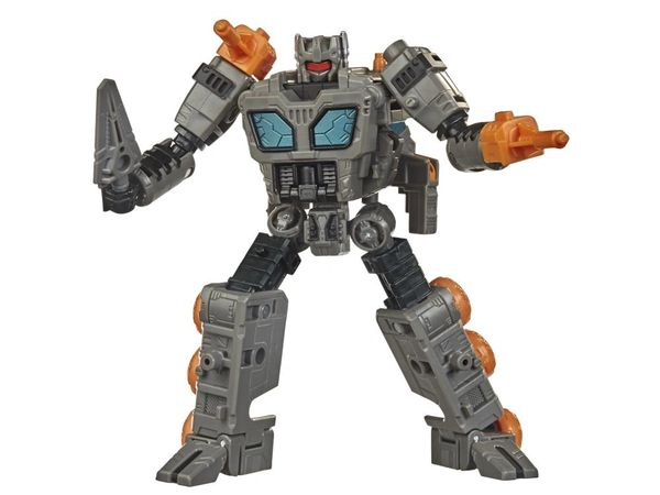 Transformers War for Cybertron: Earthrise Deluxe Fasttrack Action Figure