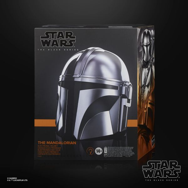 *PRE-SALE* Star Wars Black Series Electronic Mandalorian Helmet