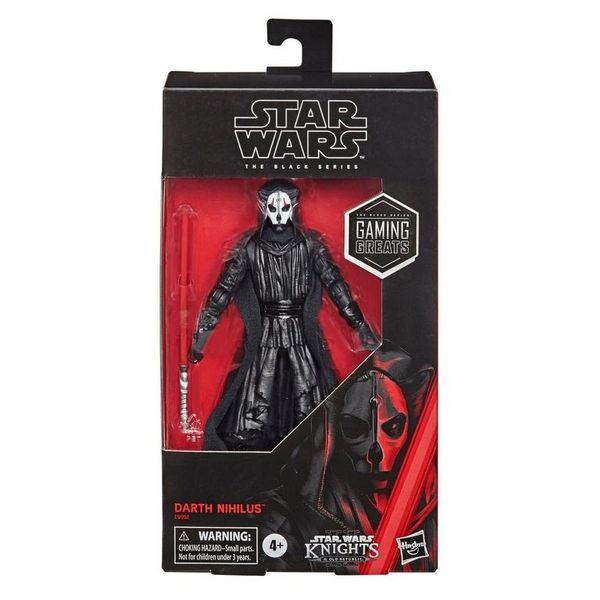 Star Wars Black Series Darth Nihilus (Knights of The Old Republic) Action Figure