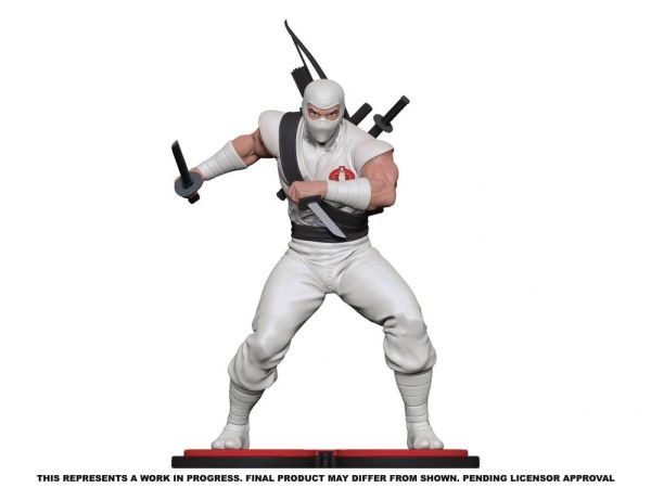 G.I. Joe Storm Shadow 1/8 Scale Statue