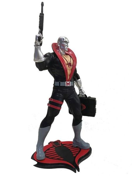 *PRE-SALE* G.I. Joe Destro 1/8 Scale Statue