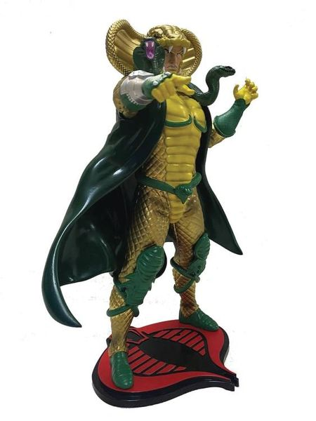 *PRE-SALE* G.I. Joe Serpentor 1/8 Scale Statue