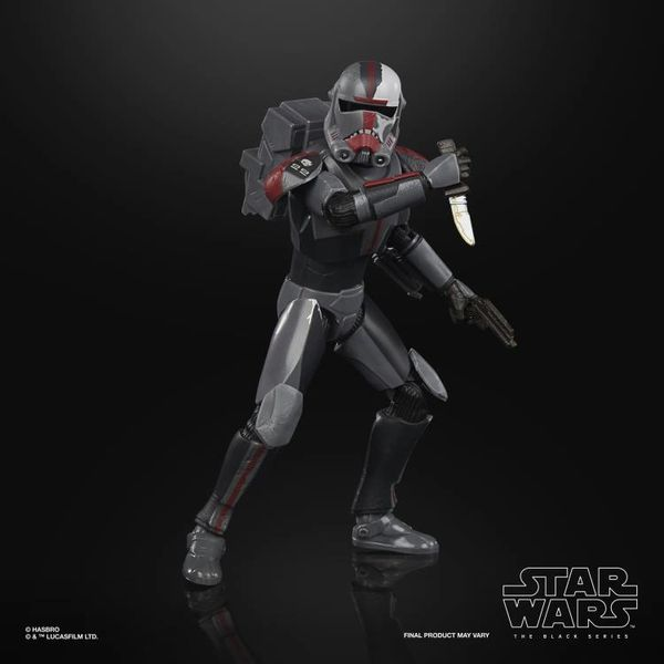 "*PRE-SALE* Star Wars: The Black Series 6"" Bad Batch Hunter (Clone Wars) Action Figure"