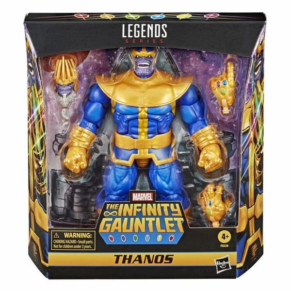 *PRE-SALE* Marvel Legends Thanos Deluxe Action Figure