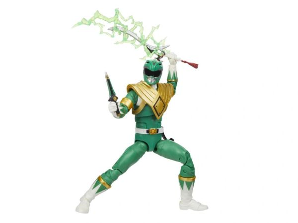 Mighty Morphin Power Rangers Lightning Collection Green Ranger Action Figure