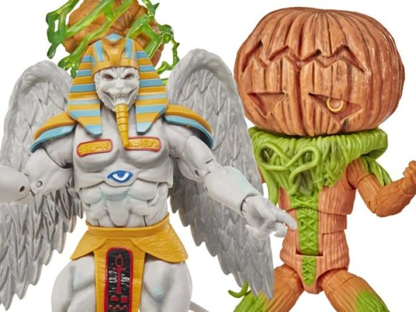 *PRE-SALE* Mighty Morphin Power Rangers Lightning Collection Monsters Wave 1 Set