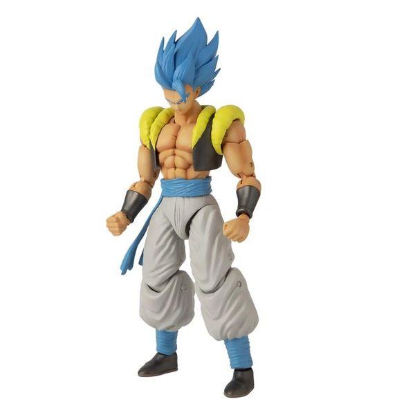 Dragon Ball Super Dragon Stars Super Saiyan Blue Gogeta Action Figure