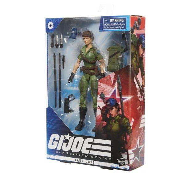 G.I. Joe Classified Lady Jaye Action Figure