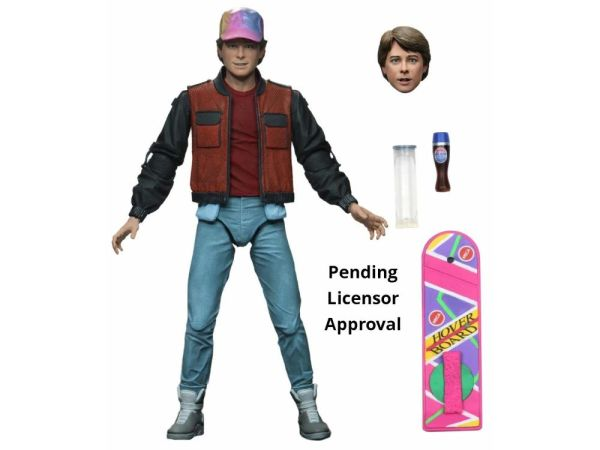 Back to the Future 2 Ultimate Marty McFly Figure