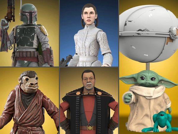 *PRE-SALE* Star Wars: The Vintage Collection Wave 32 Set of 5 Figures