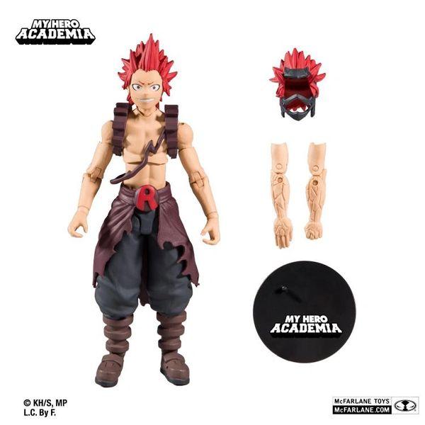 My Hero Academia Eijiro Kirishima (Red Riot) Action Figure