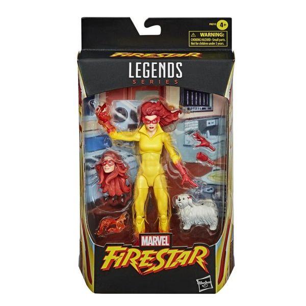 *PRE-SALE* Marvel Legends Firestar Action Figure