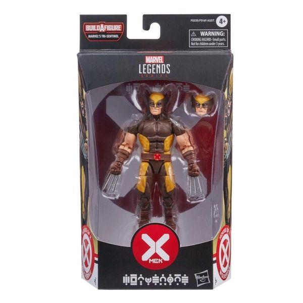 *PRE-SALE* Marvel Legends X-Men Wolverine (Tri Sentinel BAF Series) Action Figure