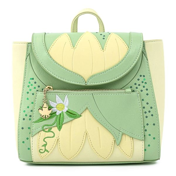 Loungefly Disney Mini-Backpack Princess & the Frog Tiana Cosplay