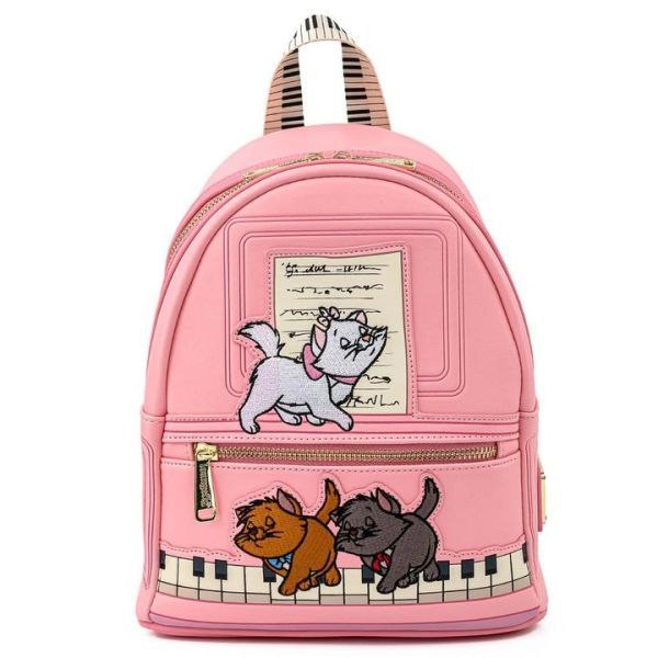 Loungefly Disney Mini-Backpack The Aristocats Marie Toulouse Berioz