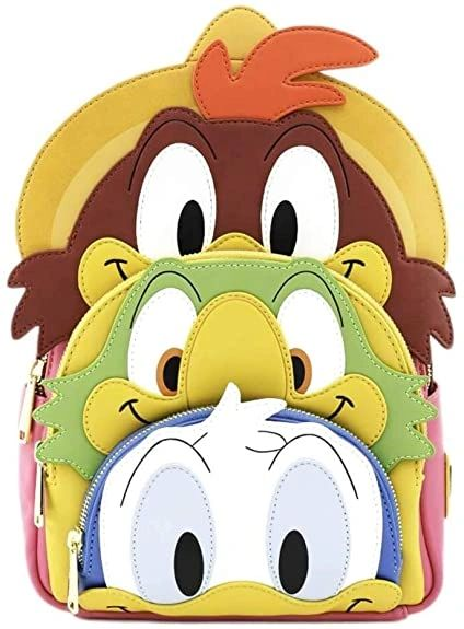 Loungefly Disney Mini-Backpack The Three Caballeros