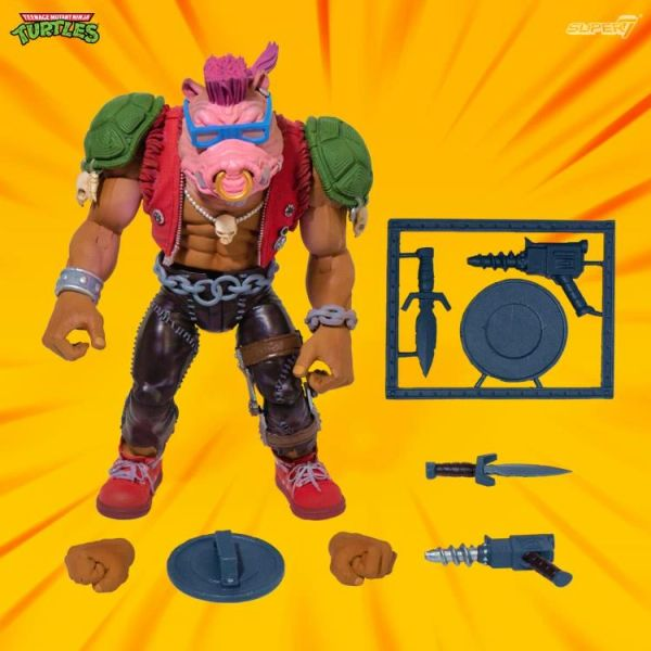 TMNT Ultimates Bebop Action Figure