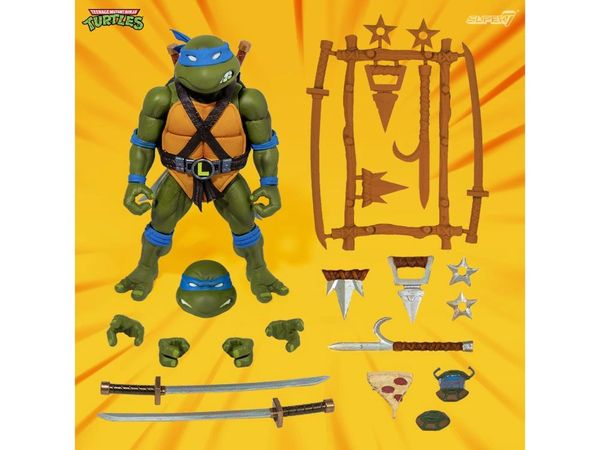 TMNT Ultimates Leonardo Action Figure