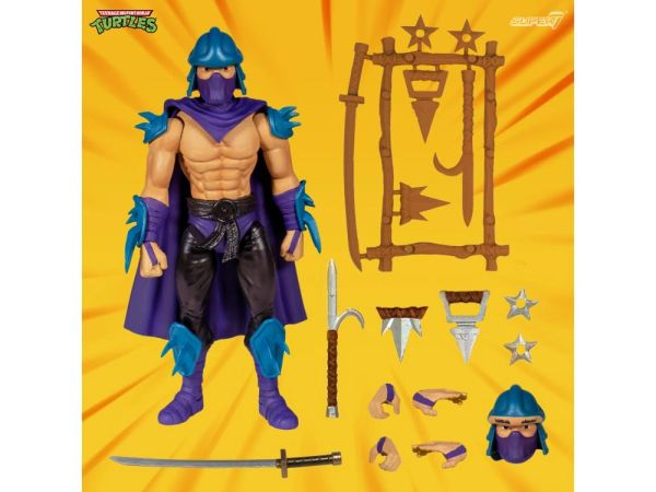 TMNT Ultimates The Shredder Action Figure