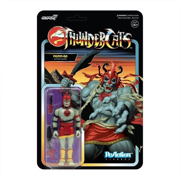 ThunderCats ReAction Mumm-Ra (Toy Variant) Figure