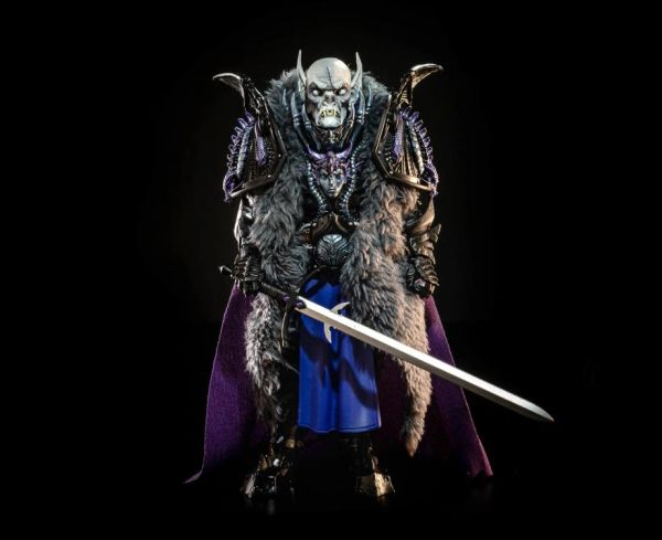 *PRE-SALE* Mythic Legions: Illythia Baron Volligar Action Figure