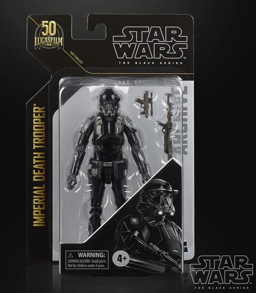 Star Wars: The Black Series Archive Collection Death Trooper Action Figure