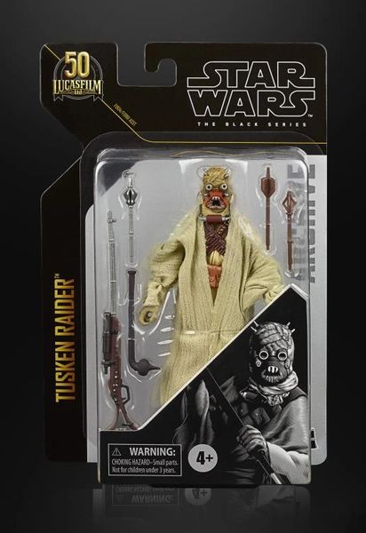 Star Wars: The Black Series Archive Collection Tusken Raider Action Figure