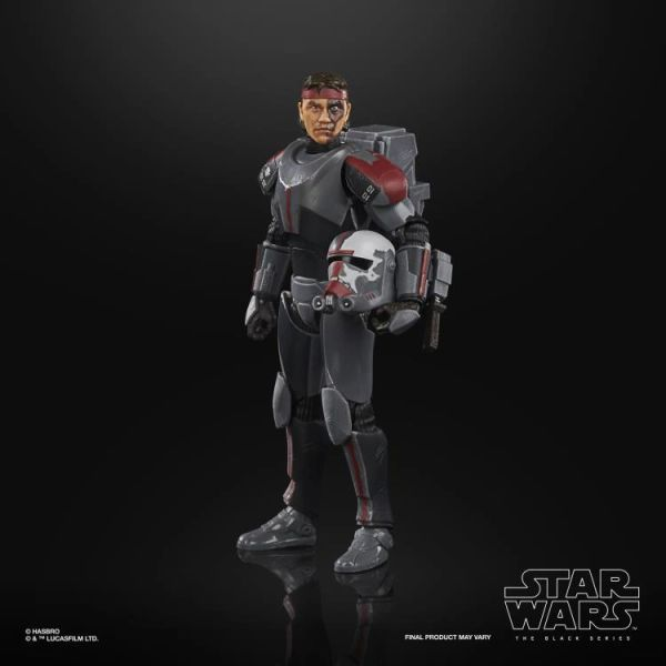 "Star Wars: The Black Series 6"" Hunter (The Bad Batch) Action Figure"