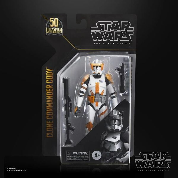 Star Wars: The Black Series Archive Collection Commander Cody Action Figure
