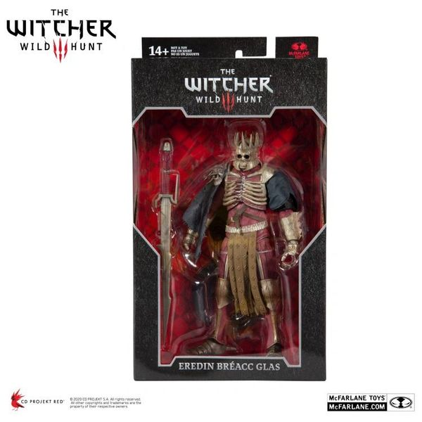 The Witcher 3: Wild Hunt Eredin Breacc Glas Action Figure