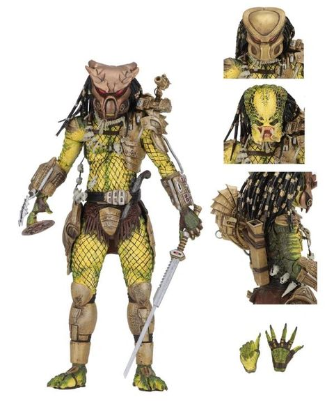 *PRE-SALE* Predator Ultimate Elder Predator (The Golden Angel) Action Figure