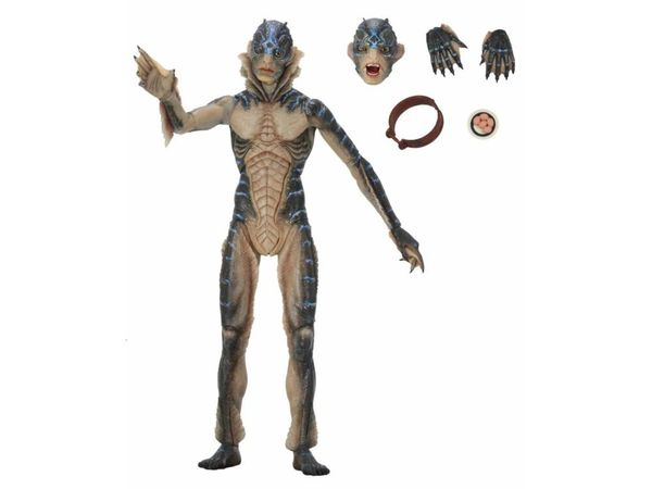 The Shape of Water Guillermo del Toro Signature Collection Amphibian Man Action Figure