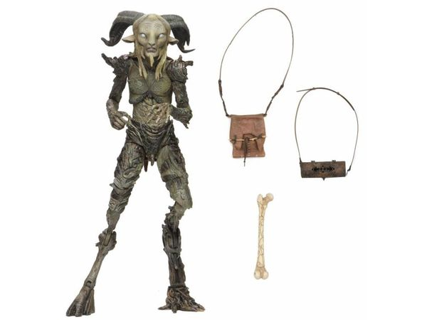 Pan's Labyrinth Guillermo del Toro Signature Collection Old Faun Action Figure