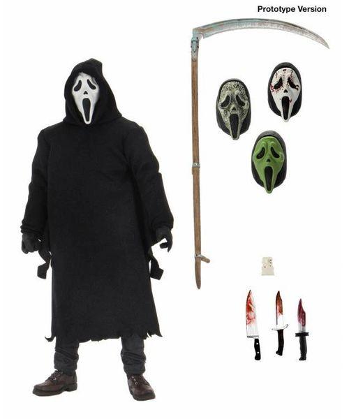 Scream Ultimate Ghostface Action Figure