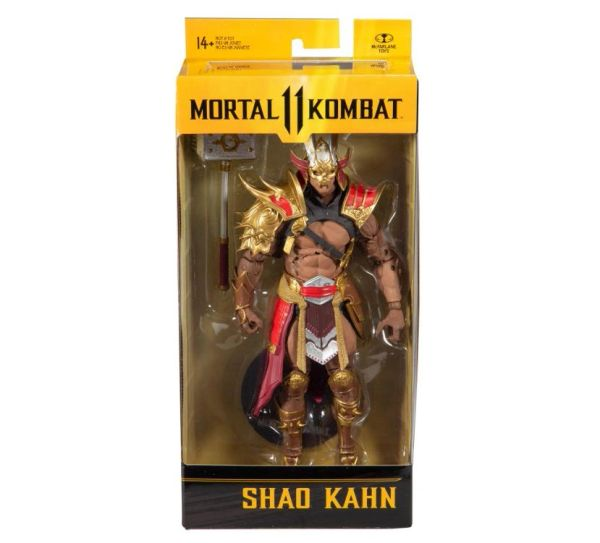 Mortal Kombat XI Shao Khan Action Figure