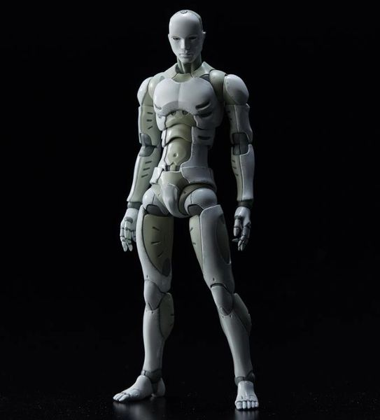 TOA Heavy Industries Synthetic Human 1/12 Scale Action Figure