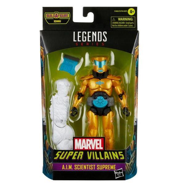 *PRE-SALE* Marvel Legends Super Villains A.I.M. Scientist SupremeAction Figure (Xenmu BAF)