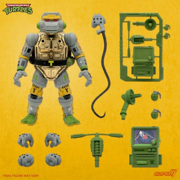 *PRE-SALE* TMNT Ultimates Wave 3 Metalhead Action Figure
