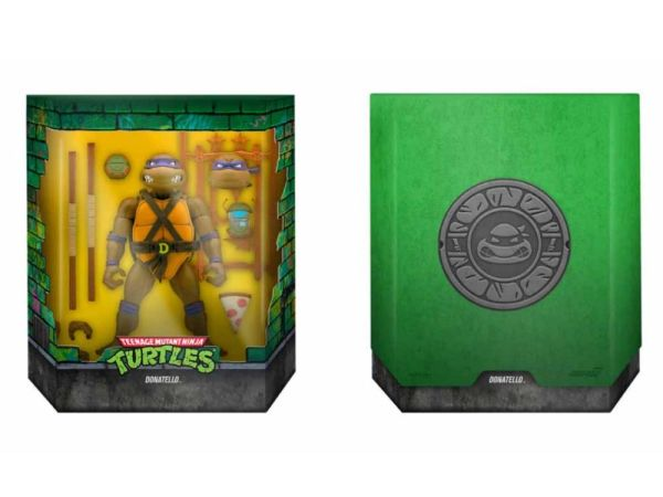 *PRE-SALE* TMNT Ultimates Donatello Action Figure