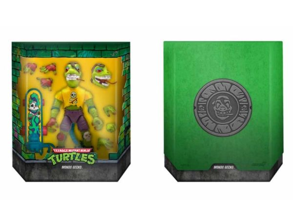 *PRE-SALE* TMNT Ultimates Mondo Gecko Action Figure