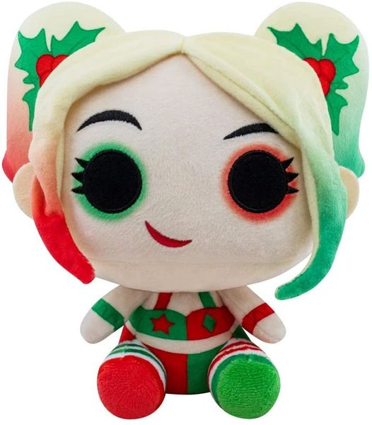 POP! Plush: DC Holiday- Holiday Harley Quinn as Holly Quinn