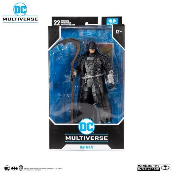 DC Multiverse Dark Nights: Death Metal Batman Action Figure