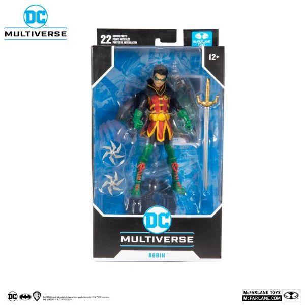 DC Rebirth DC Multiverse Robin (Damian Wayne) Action Figure