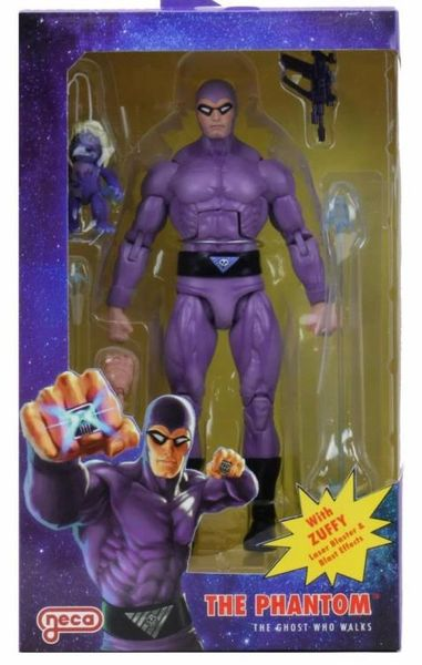 *PRE-SALE* Defenders of the Earth The Phantom Action Figure