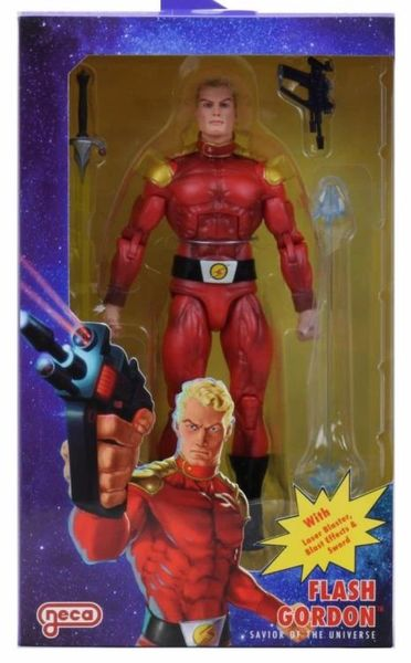 *PRE-SALE* Defenders of the Earth Flash Gordon Action Figure